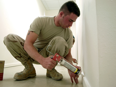 Caulking has a wide array of applications in building and maintenance.