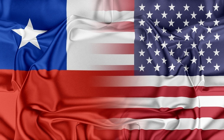 U.S. exports to Chile have risen more than 500 percent ($803 million) in 2015.