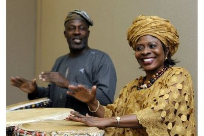 Drum Sermons celebrates music and tells tales from Africa.