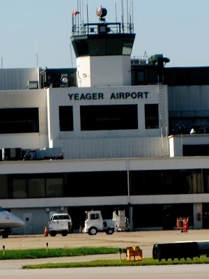 Large yeagerairport