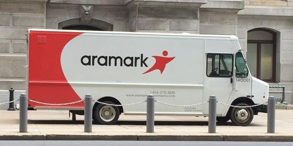 Large aramark