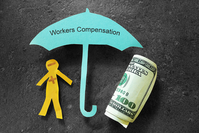 Medium workers comp