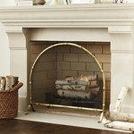 Rita Fireplace Screen