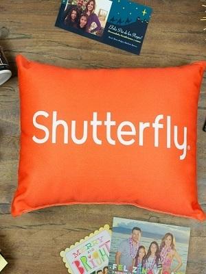 Large shutterfly