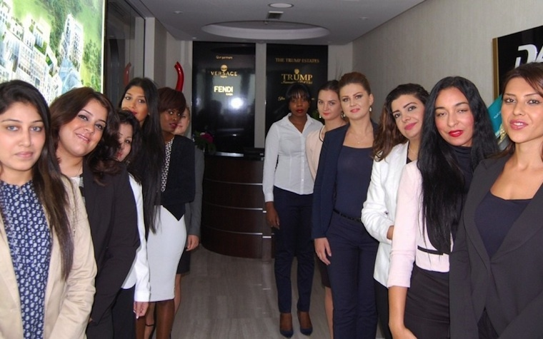 DAMAC Properties recently hired 25 employees to staff its Morjana office.