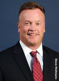 Lewis coach Scott Trost