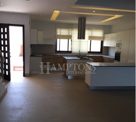 A four bedroom, four bathroom townhome is available in Muscat.