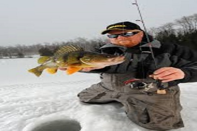 Medium icefishing