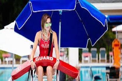 Medium lifeguardpool