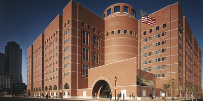 John Joseph Moakley Federal Courthouse in Boston