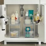 Bathroom cabinet starter kit