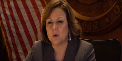 New Mexico Gov. Susana Martinez warns Utah about bail reform tools that attempt to predict whether the accused will commit a crime after being released