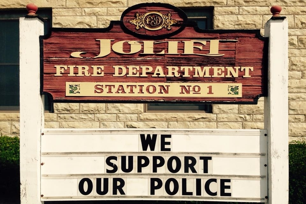 In 2016, Joliet's firefighters' pension fund paid out over $9 million in benefits and lost $421K on investments.