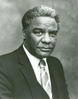 Chicago Mayor Harold Washington
