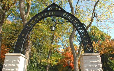 Medium northwestern arch