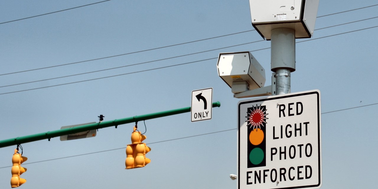 Red light camera springfield ohio
