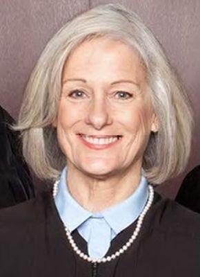 Justice Kristina Pickering