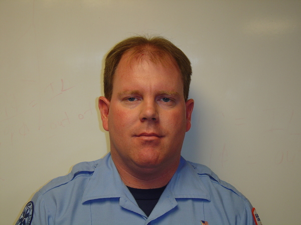 Brown County Fire Chief and Ambulance Director Brian Gallaher