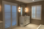 Plantation shutters have long been a staple for homes due to their rusic appeal, especially in he Southwest.