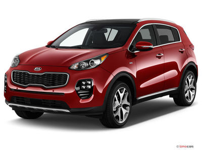 U.S. News & World Report named the 2019 Kia Sportage the Best New SUV for Teens.