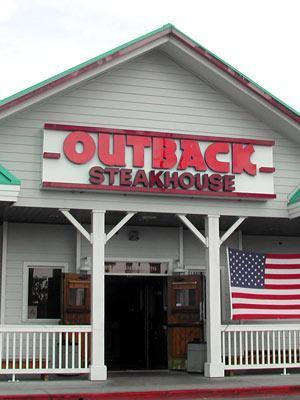 Large outback