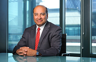 EBRD President Sir Suma Chakrabarti