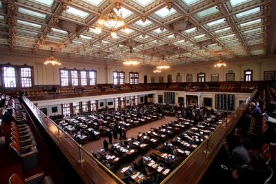 The Texas House of Representatives in now considering a bill to protect employees' online privacy.