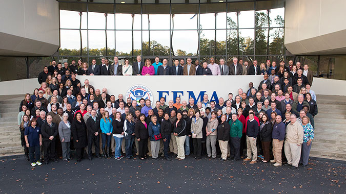 The 140-plus attendees at FEMA's recent National State Administrative Agency (NSAA) Training Symposium represented 37 states, four territories and the District of Columbia.