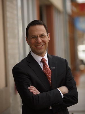 Democrat Pennsylvania Attorney General candidate Josh Shapiro