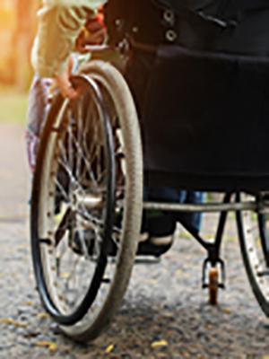 Large ada disability