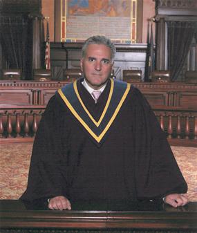 Supreme Court Of Pennsylvania Justice Max Baer