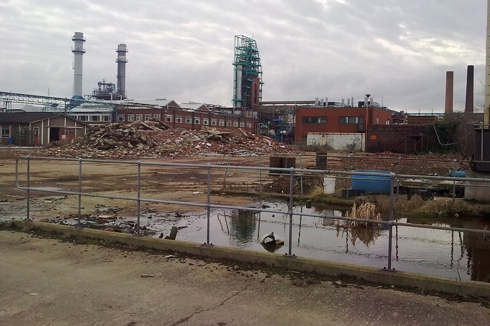 A brownfield site is land once used for industrial or commercial purposes that's believed to be contaminated with hazardous waste or pollution.