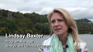 PEC Program Manager for Energy and Climate Lindsay Baxter