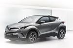 The shapely C-HR is headed for production as Toyota intends to capitalize on a market thatÕs heading away from small cars and into small wagons.
