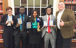 Undergraduates from the University of Texas, Dallas won the national championship at the International Intercollegiate Mediation Tournament.