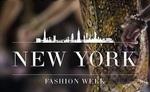 Up and coming fashion design seniors make a showing at New York Fashion Week.