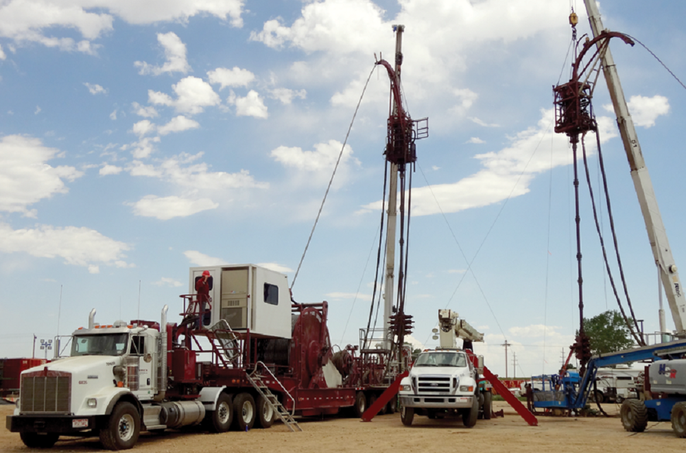 The report finds that Well Intervention and Drilling will be key segments of the market.