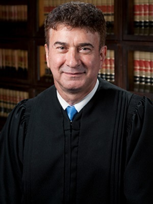 Indiana Supreme Court Justice Steven David