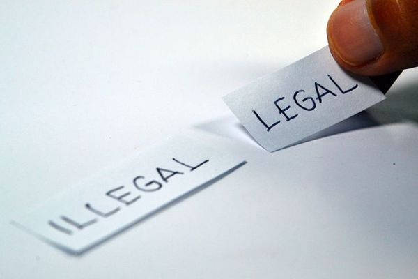 Large illegallegal