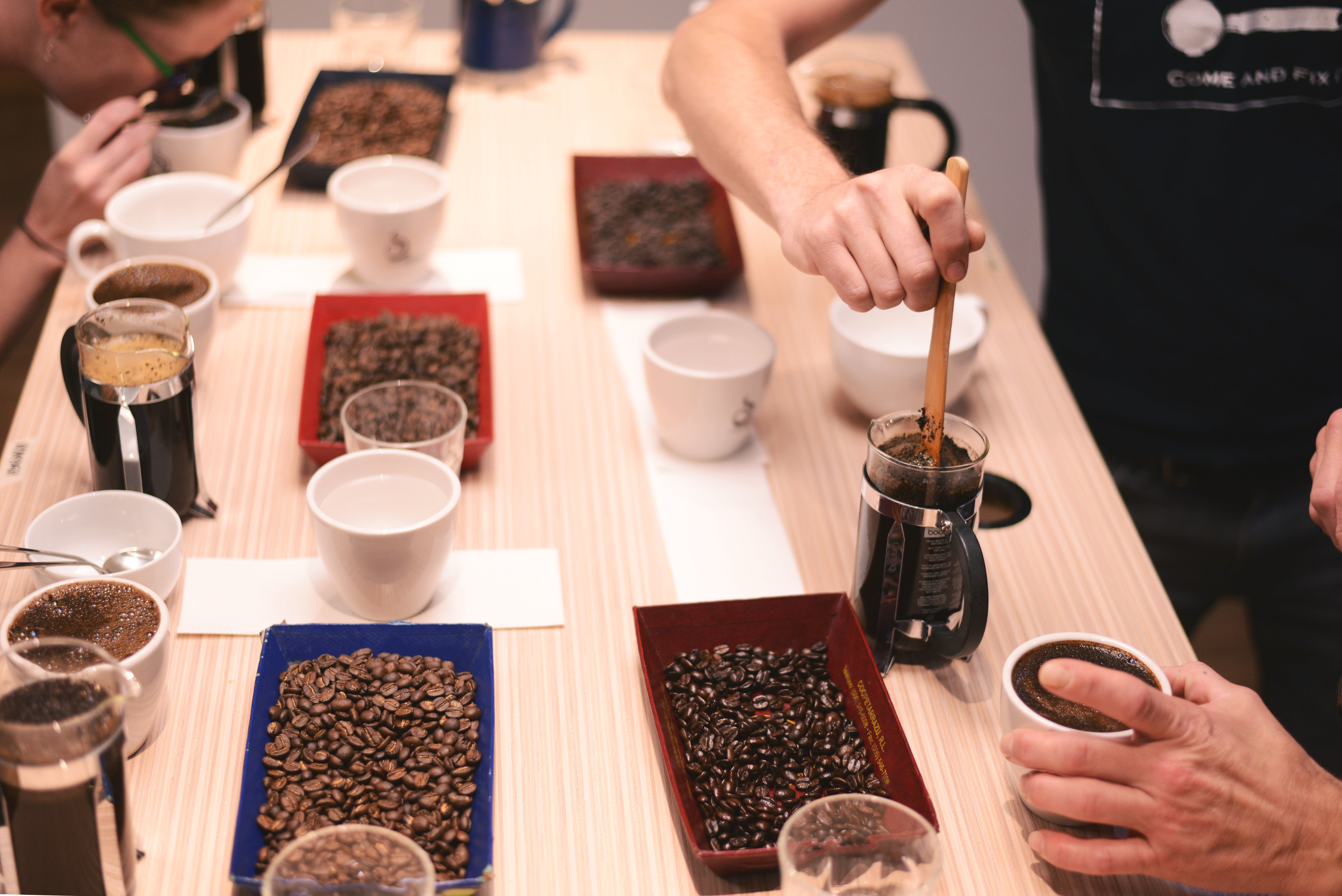 Texas Coffee Traders is an artisanal local coffee specialist offering 'farm to table' coffee
