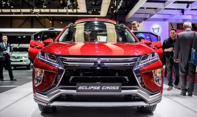 The Eclipse Cross is perfect for families and other passengers.