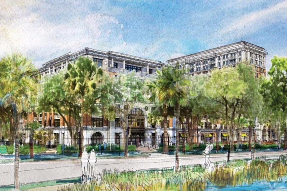 Two days, two events and the future of Charleston's architecture
