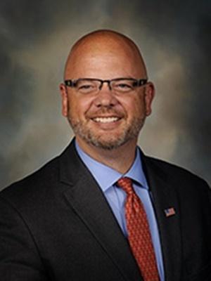 State Rep. Jeff Keicher (R-Sycamore).