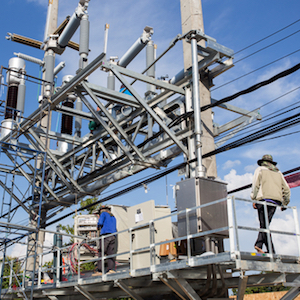 Power grids to come to 100 villages in Africa