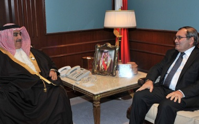 Foreign affairs minister meets with Russian ambassador to discuss bilateral ties