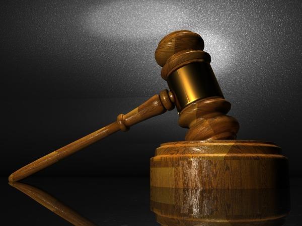 Large judgegavel