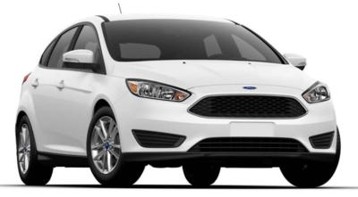 2018 Ford Focus Hatch SE