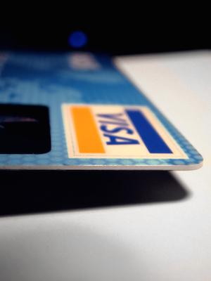 Medium credit card