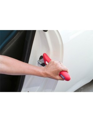 The Stander Handy Bar allows drivers and passengers with mobility issues to exit vehicles with greater ease.