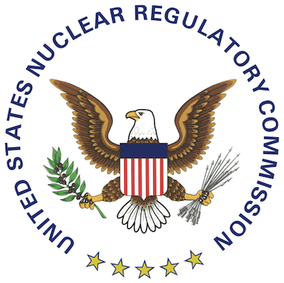 The U.S. Nuclear Regulatory Commission (NRC) was recognized for its efforts in meeting the federal goal to contract with small businesses with an